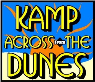 Kamp Across From The Dunes Home